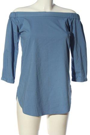Steffen Schraut Carmen Blouse blue casual look