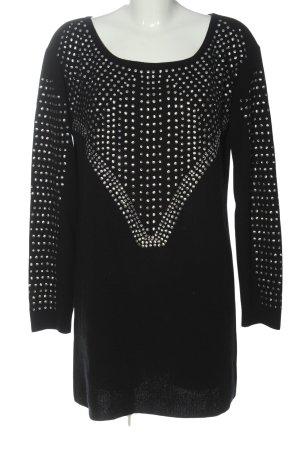 Steffen Schraut Vestito di lana nero stile casual