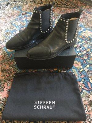 Steffen Schraut Chelsea Boots