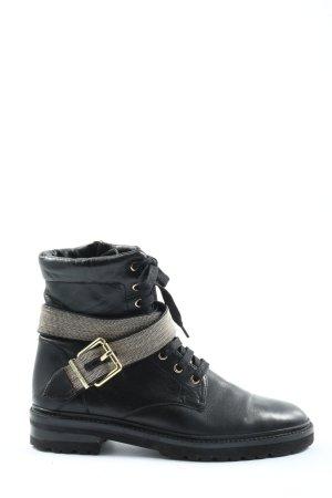 Steffen Schraut Desert Boots black casual look