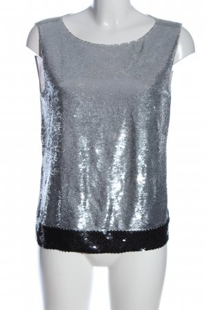Steffen Schraut Blusa brillante multicolor look casual