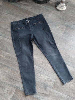 Steffen Schraut Jeans, grey, grau, schwarz, Slim Fit, Skinny Jeans