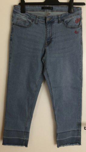 Steffen Schraut Jeans 7/8 bleu clair
