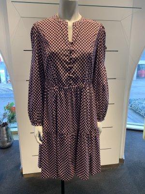 Steffen Schraut Empire Dress pink-black