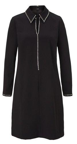 Steffen Schraut Longsleeve Dress black