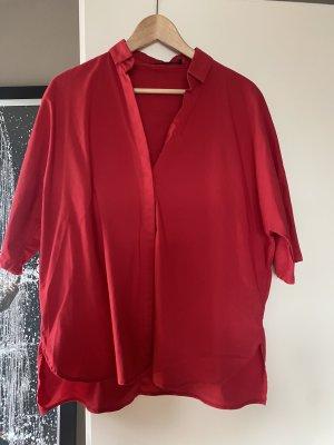 Steffen Schraut Camicia blusa rosso-rosso scuro