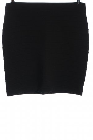 Steffen Schraut Mini rok zwart gestreept patroon casual uitstraling