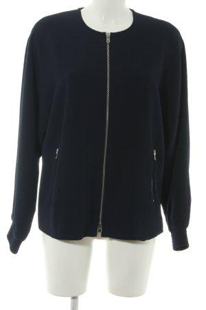 Steffen Schraut Oversized Jacke schwarz Casual-Look