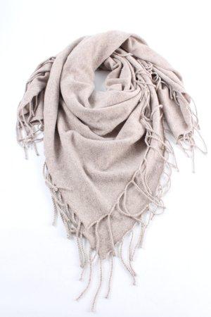 Steffen Schraut Gebreide sjaal room casual uitstraling
