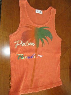 Steffen Schraut T-shirt arancione Cotone