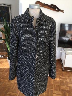 Steffen Schraut Short Coat multicolored mixture fibre