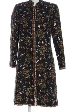 Steffen Schraut Between-Seasons-Coat allover print casual look