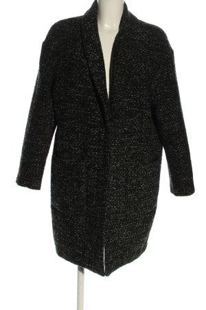 Steffen Schraut Cappotto invernale grigio chiaro-nero puntinato