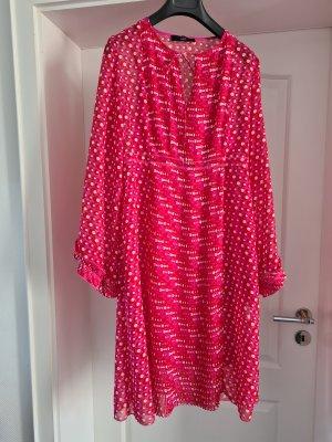 Steffen Schraut zauberhaftes Kleid pink