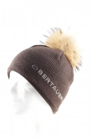 Steffner Bobble Hat bronze-colored casual look