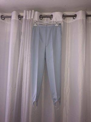 Pantalón con estribo azul celeste