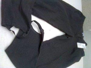 Pantalone sfoderato antracite Cotone