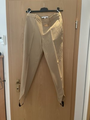 Givenchy Strapped Trousers beige wool