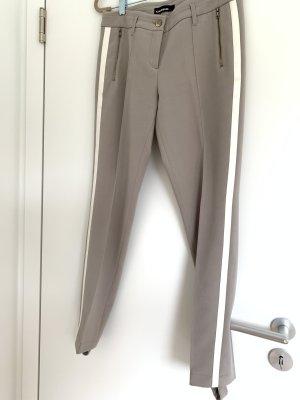 Cambio Pantalón con estribo color plata Poliéster
