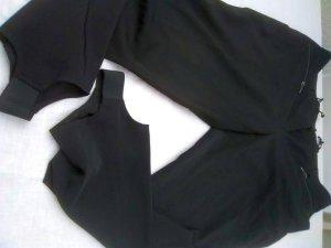 Heine Pantalone sfoderato nero Poliestere