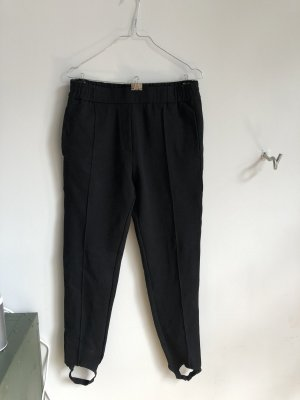 Liebeskind Berlin Strapped Trousers black viscose