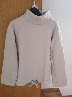 Yaya Sweter oversize jasnoszary