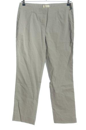 Stehmann Pantalone a 7/8 grigio chiaro stile casual