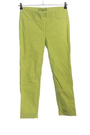 Stehmann Pantalone a 7/8 cachi stile casual