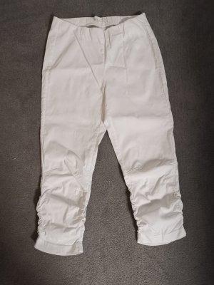 Stehmann Pantalone Capri bianco