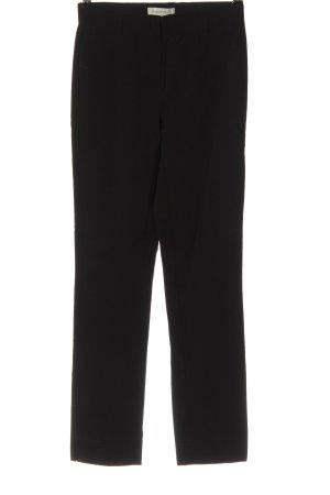 Stehmann Pantalone a vita alta nero stile casual