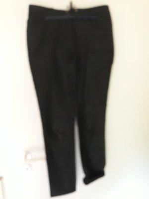 Stehmann Pantalone elasticizzato nero