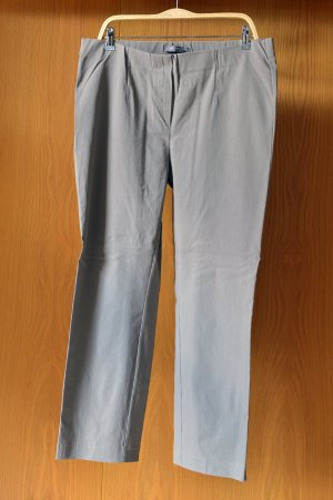 Stehmann Pantalone chino beige-marrone-grigio Viscosa