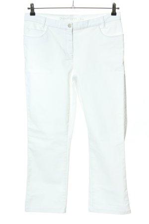 Stehmann Haut-de-chausse blanc style décontracté
