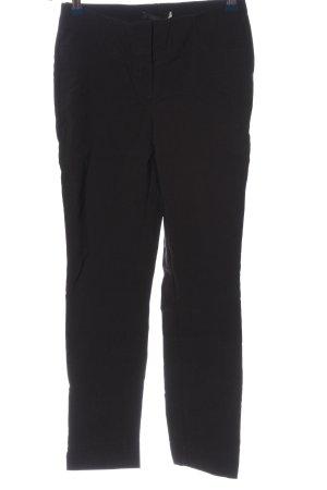 Stehmann Pantalone jersey nero stile casual