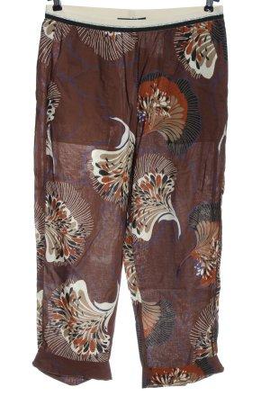 Stehmann Pantalone jersey stampa integrale stile casual