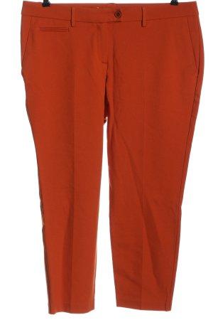 Stehmann Pantalone jersey arancione chiaro stile casual