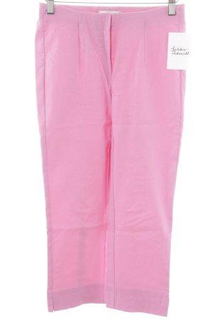 Stehmann Stoffhose pink Elegant