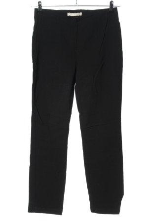 Stehmann Pantalone elasticizzato nero stile casual