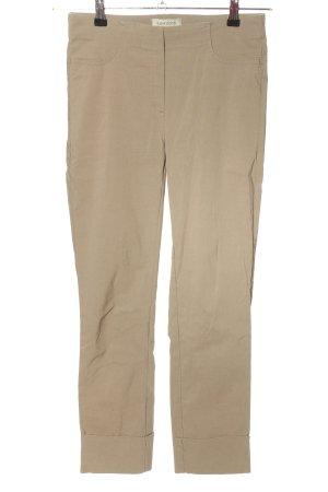 Stehmann Pantalone elasticizzato marrone stile casual