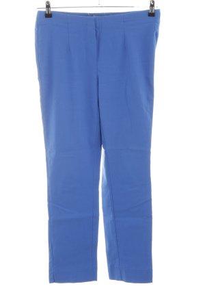 Stehmann Stretchhose blau Business-Look