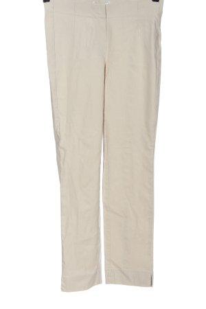 Stehmann Pantalone elasticizzato bianco stile casual