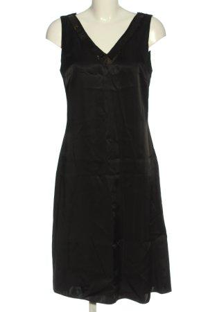 Steilmann Abendkleid schwarz Elegant