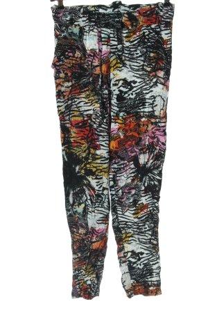Steilmann Baggy Pants Allover-Druck Casual-Look