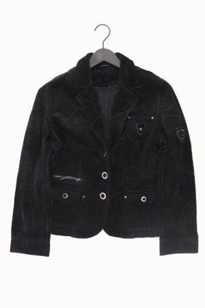 Steilmann Blazer Größe 40 schwarz aus Baumwolle