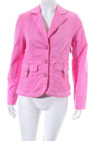 Steilmann Blazer roze casual uitstraling