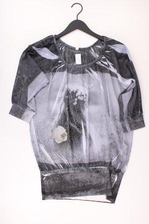Steilmann Bluse Größe 36 grau aus Polyester