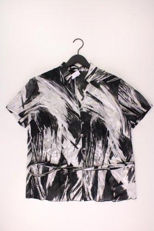 Steilmann Bluse schwarz Größe 44