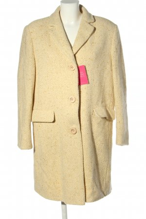Steilmann Heavy Pea Coat natural white casual look