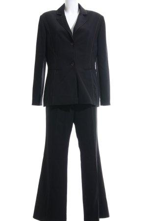 Steilmann Trouser Suit black business style
