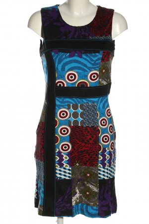 Steilmann Jerseykleid abstraktes Muster Casual-Look